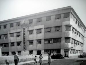 Hotel Praia do Sol, Década de 40