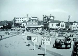 Praia do Sol, Anos 40