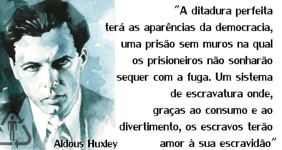 Huxley Democracy
